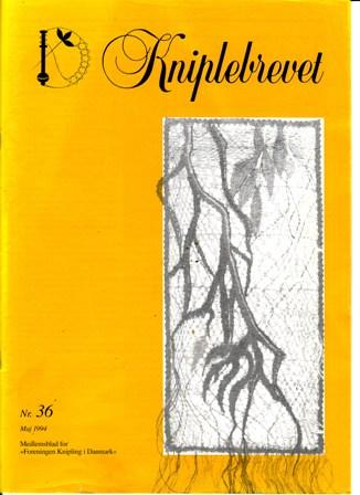 Knipleblad nr. 36